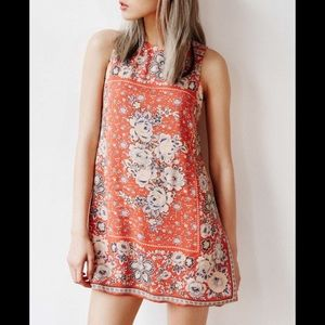 Urban Outfitters- open back frock dress 🍊🍊